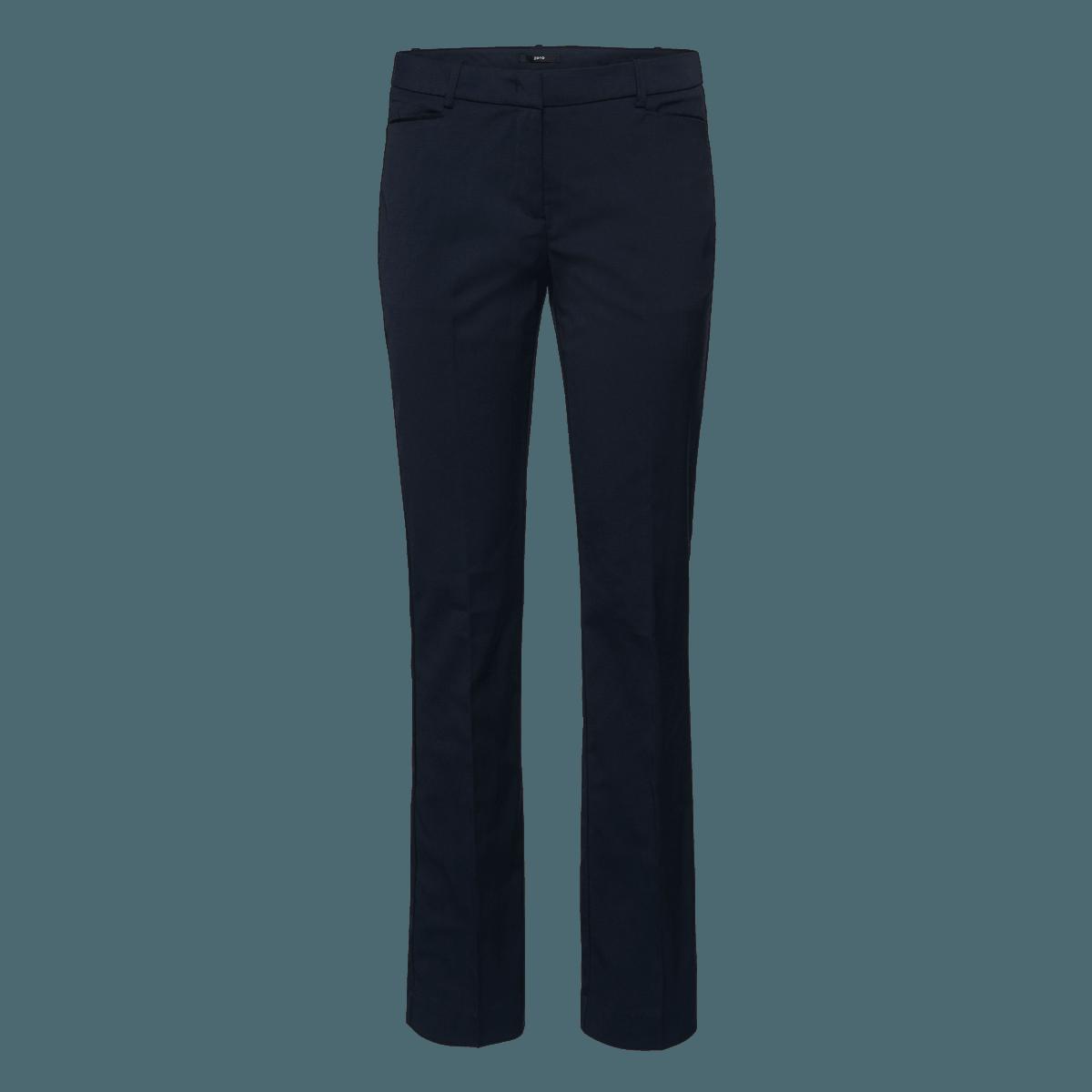 Hose aus Struktur-Gewebe in blue black