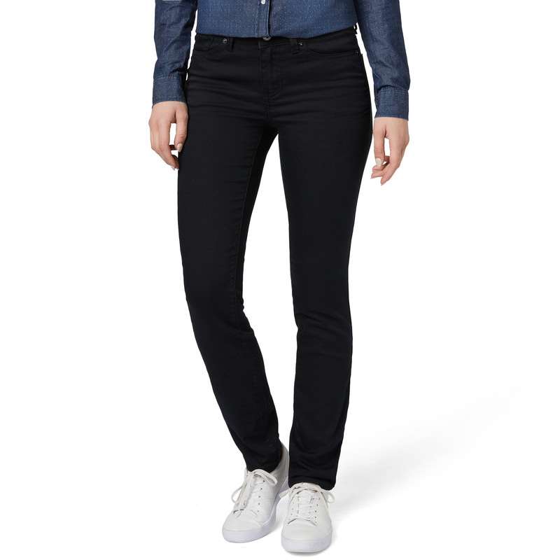 Slim-Fit-Jeans Orlando Style, 32 inch in black