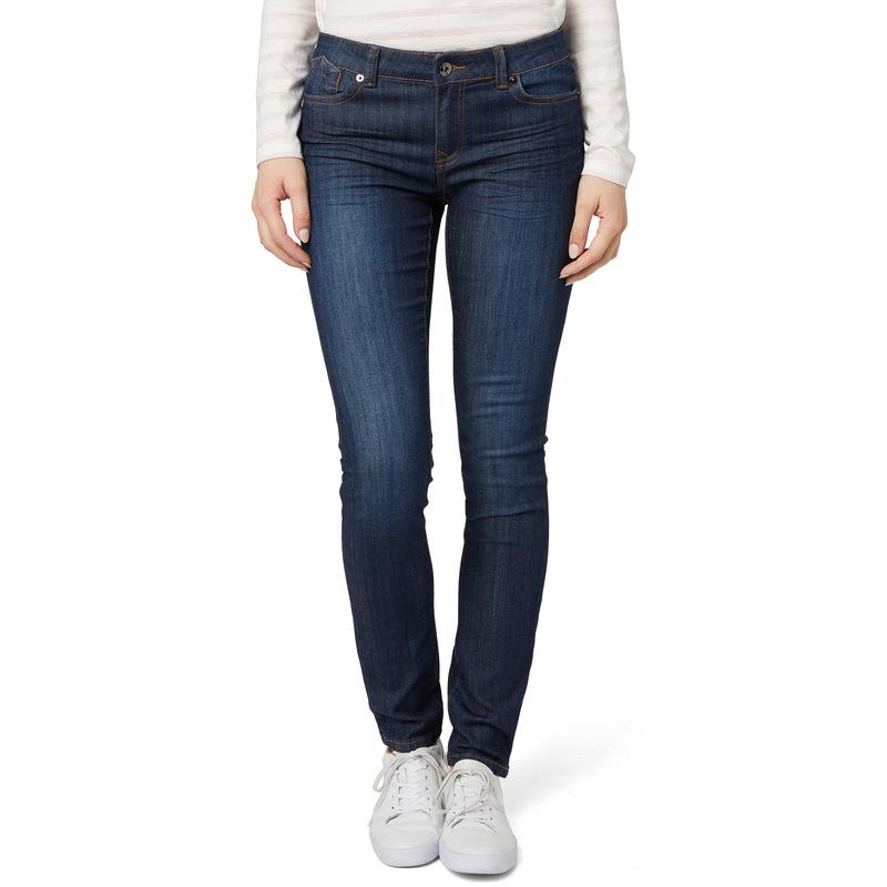 Slim Fit-Jeans Orlando, 32 Inch in basic indigo wash