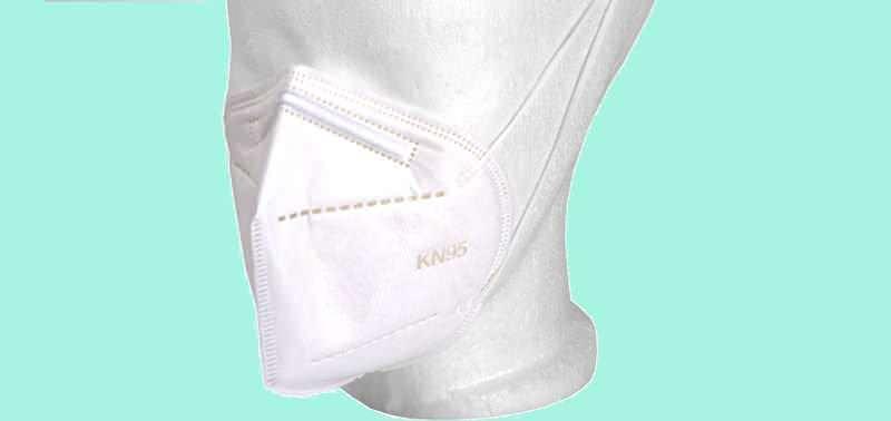 Jetzt zertifizierte Einweg-Atemschutzmasken mit Schutzstufe FFP2, KN95 im 20er-Set bestellen