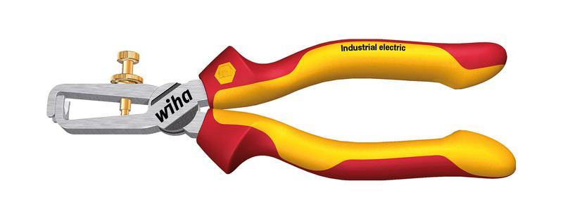 Wiha Abisolierzange Industrial electric