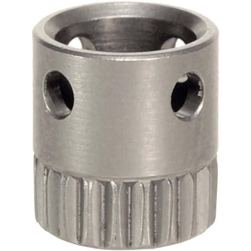 Kugelverbinder-Buchse d=6,0, selbstsichernd, Montage in Holz