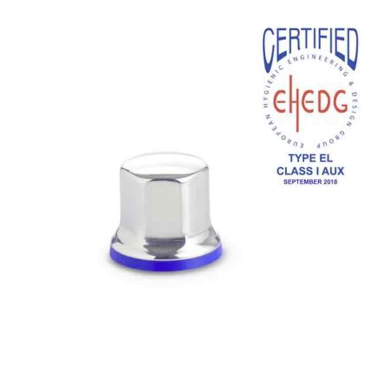 Edelstahl-Muttern, Hygienic Design