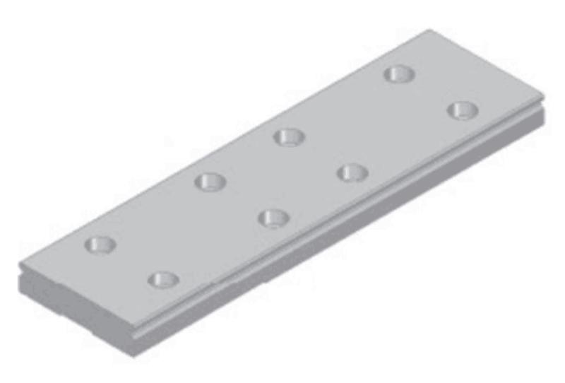 Miniaturführungsschiene