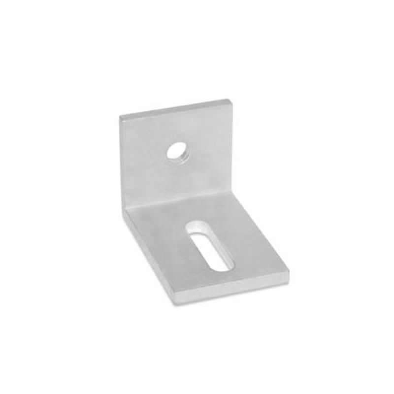 Montage-Winkel, ungleichschenklig, Aluminium