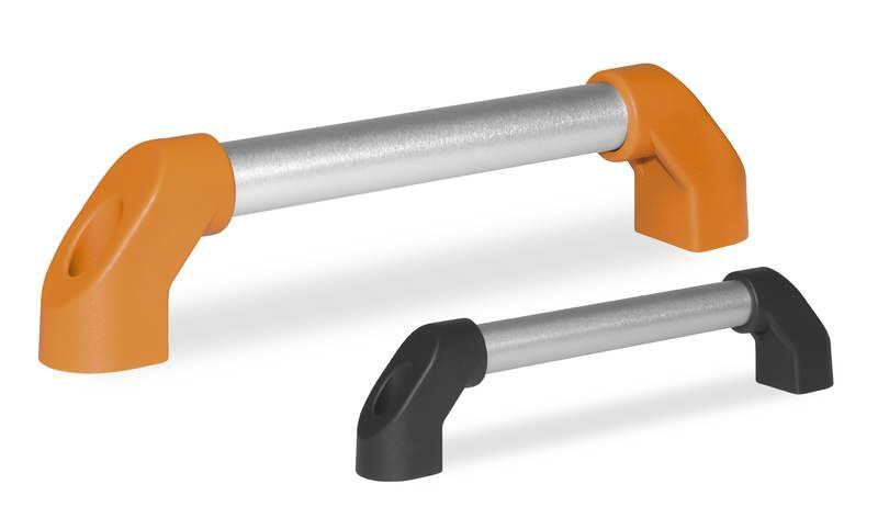 Bügelgriffe/ Maschinengriffe mit Alu-Rohr Durchmesser 20 mm