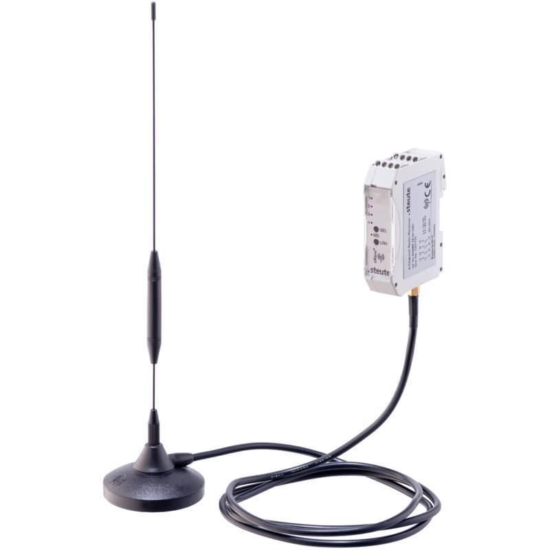 Funk-Empfänger, für Abfrageeinheit, Funk-Universalempfänger und Funk-Antenne