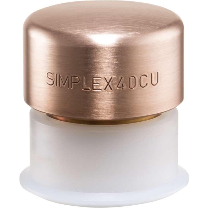 SIMPLEX-Einsatz, Kupfer