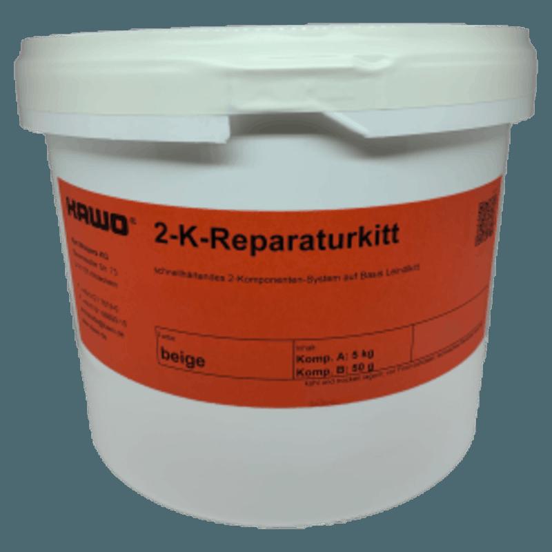KAWO 2-K Reparaturkitt, 5 kg