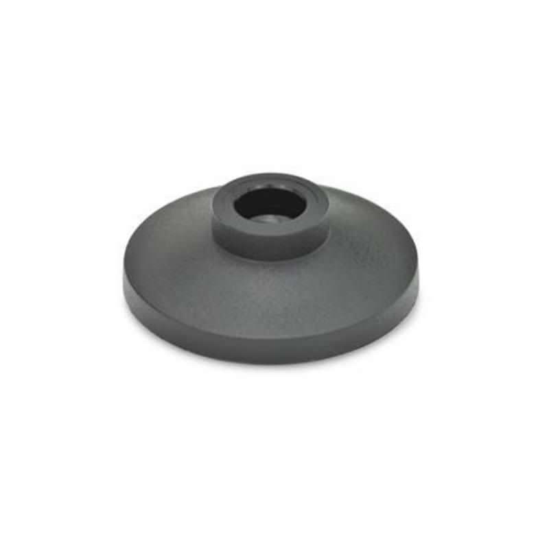 Druckstücke, Kunststoff, für Gewindestifte GN 632.1 / GN 632.5