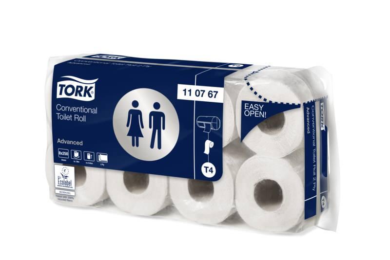 Tork Toilettenpapier, Midi oder Klein (Set-Artikel)