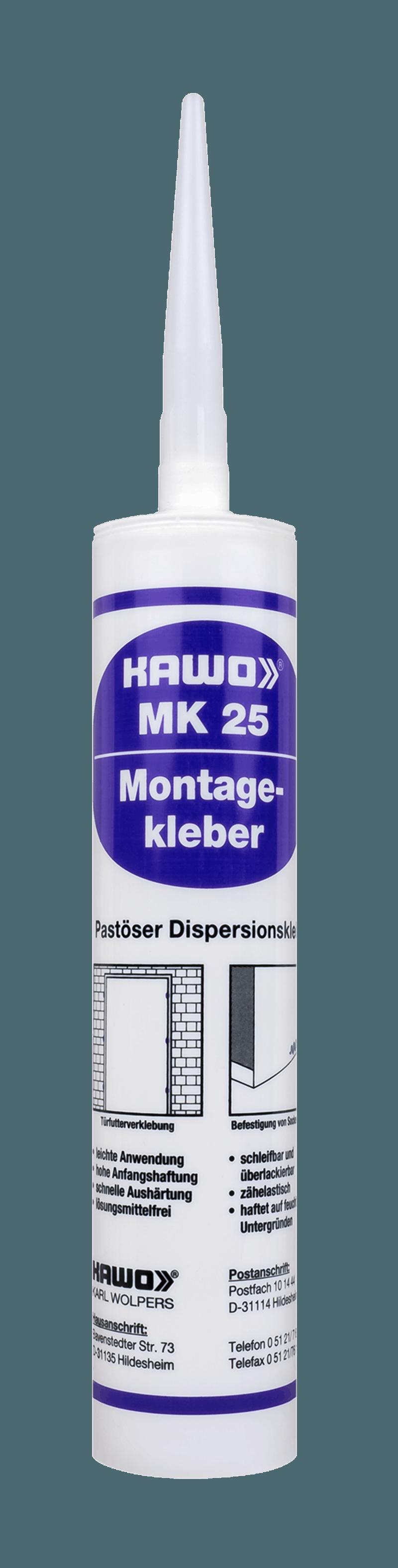 KAWO MK 25, cremeweiß, 310 ml