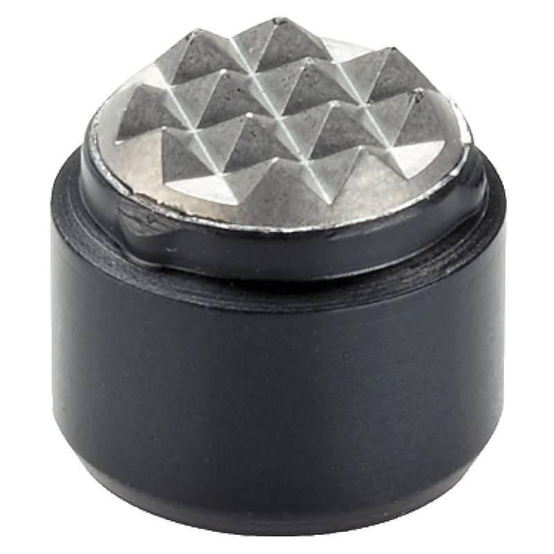 Hartmetalleinsätze, für Passungsaufnahme, geriffelt