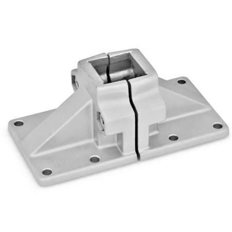 Fuß-Klemmverbinder, Aluminium