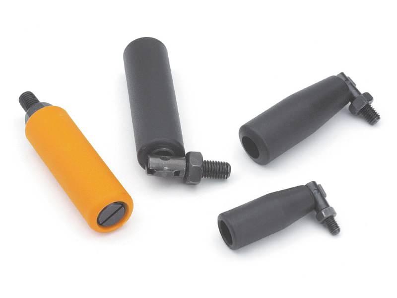 Zylindergriffe drehbar und abklappbar