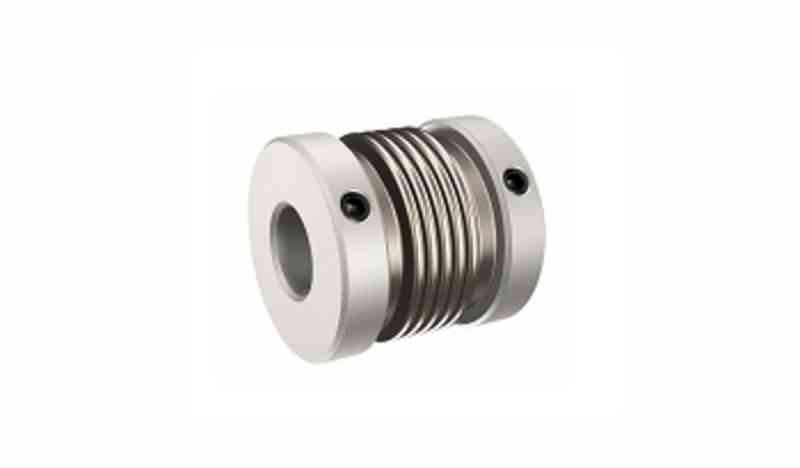 Balgkupplung, Aluminium