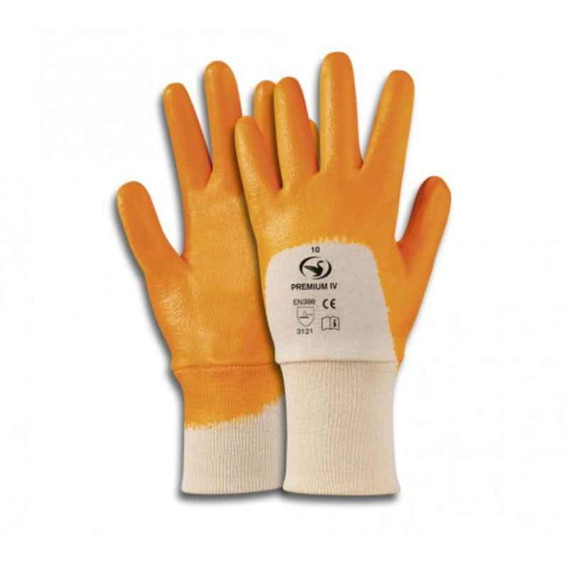 Nitril-Handschuh Premium 4