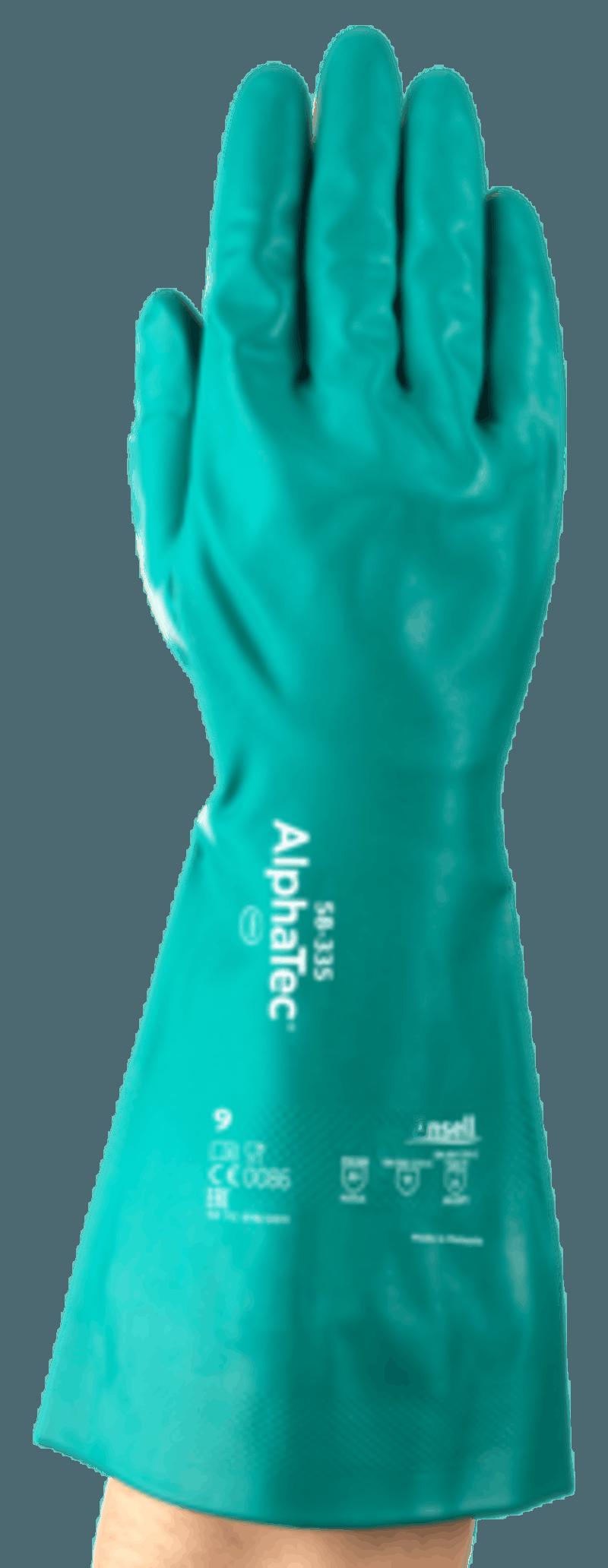 Chemikalien-Schutzhandschuh AlphaTec® 58-335