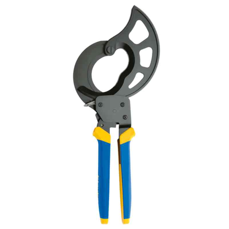 Hand-Schneidwerkzeug für Aluminium- und Kupferkabel, Klasse 2 bis ø 62mm