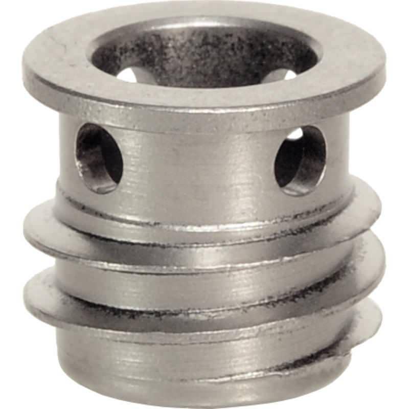 Kugelverbinder-Buchse d=6,0, selbstsichernd, Montage in Kunststoff
