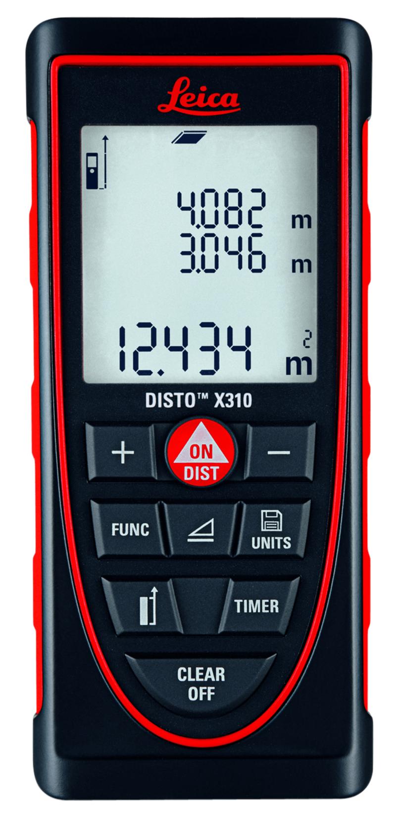 Handlasermessgerät DISTO X310