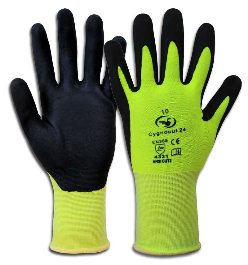 Schnittschutz-Handschuh Cygnocut 24