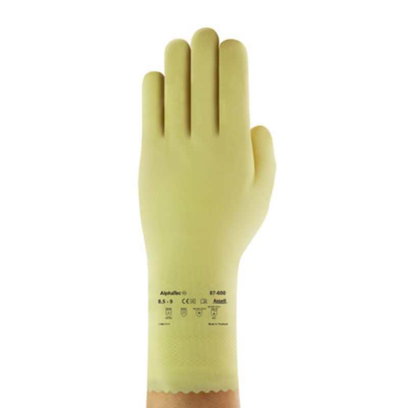 AlphaTec® 87-600 Latex-handschuh