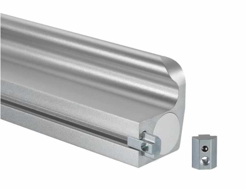 Tastergehäuse aus Aluminium