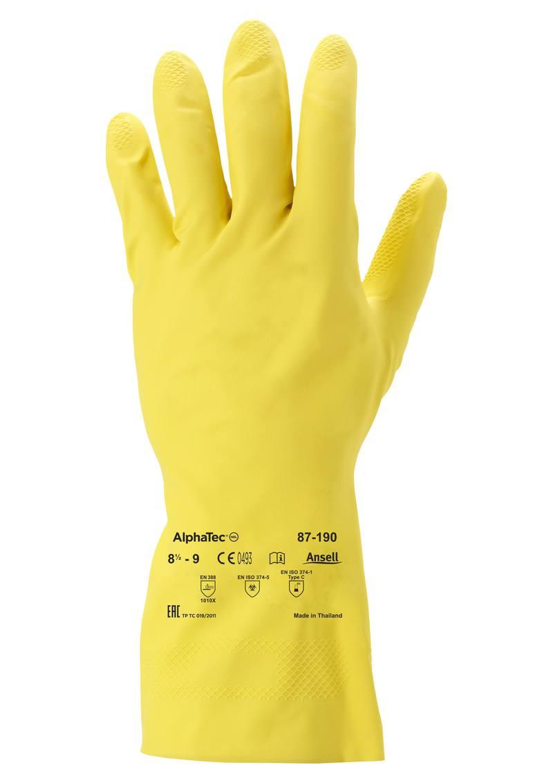 Chemikalien-Schutzhandschuh 87-190