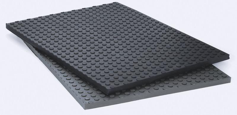 Noppenplatten DP-615, 50°, 100x100