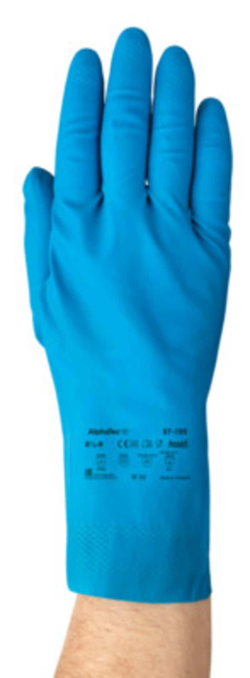 Chemikalien-Schutzhandschuh AlphaTec 87-195