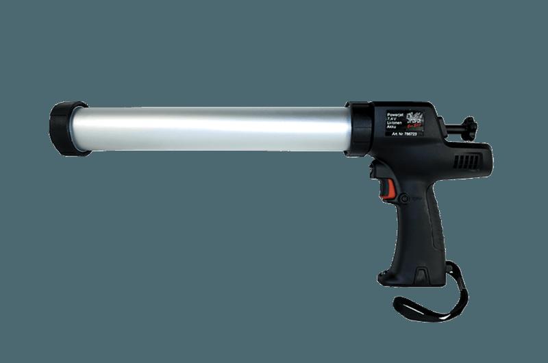 KAWO Akkupistole Easy-Press Powerjet