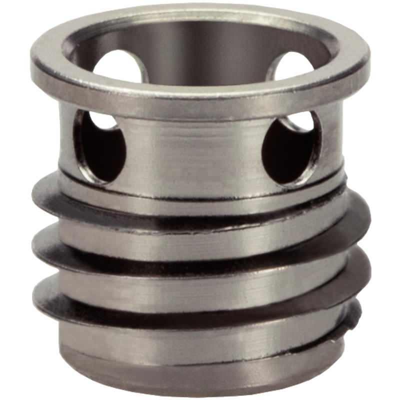 Kugelverbinder,-Buchse d=9,5 selbstsichernd, Montage in Kunststoff