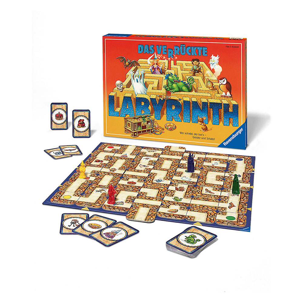 Das Verrückte Labyrinth Ravensburger
