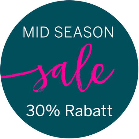 Mid Season Sale - 30% Rabatt