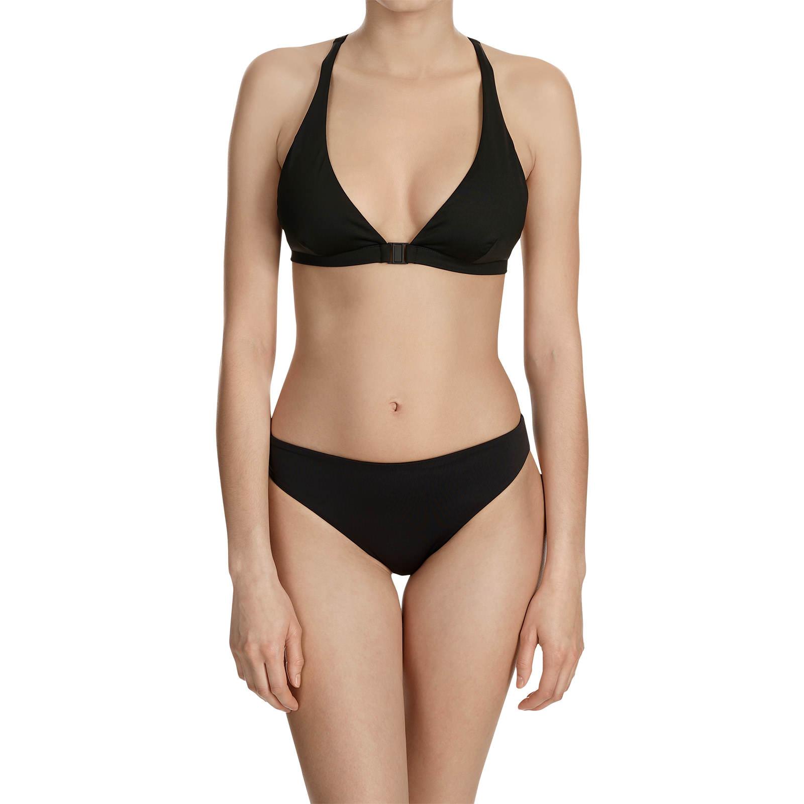bikini unterteil season basic in schwarz bademode bikini hose slip. Black Bedroom Furniture Sets. Home Design Ideas