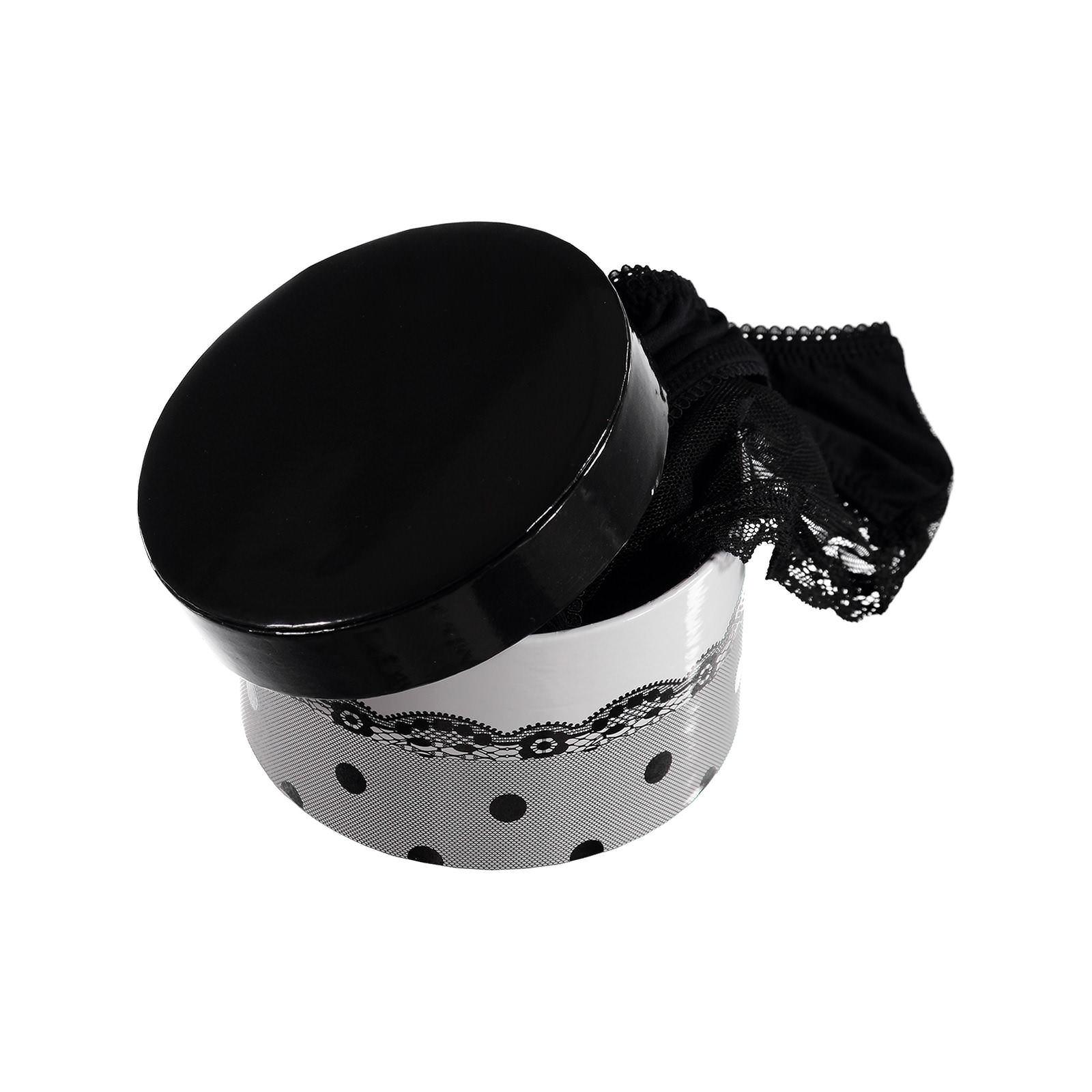 tagw sche set tahira inkl geschenkbox in schwarz tag nachtw sche oberteile top. Black Bedroom Furniture Sets. Home Design Ideas