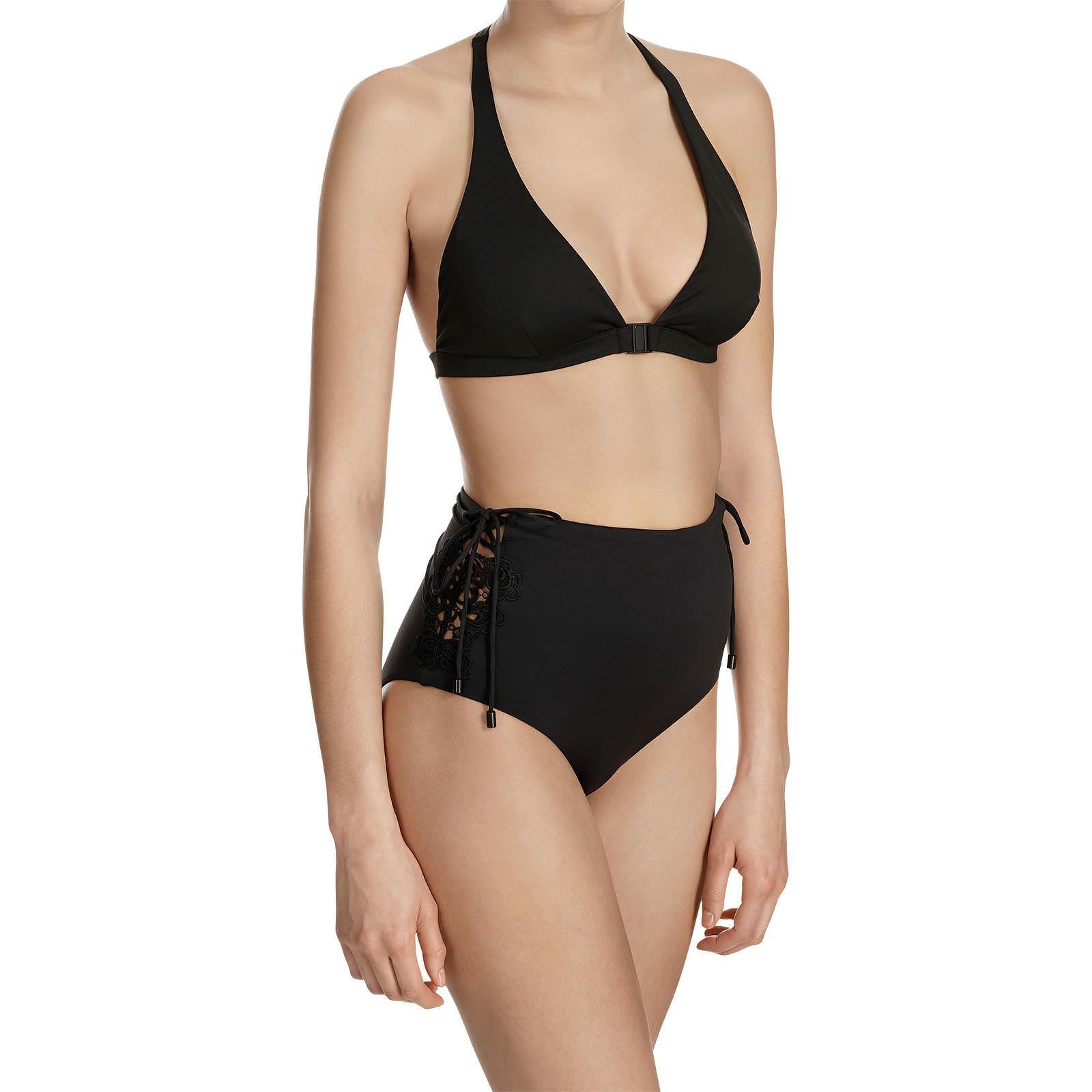 bikini unterteil bali in schwarz bademode bikini hose slip. Black Bedroom Furniture Sets. Home Design Ideas