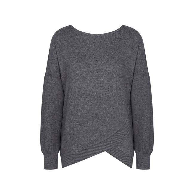 PULLOVER «THERMAL» Antrazit