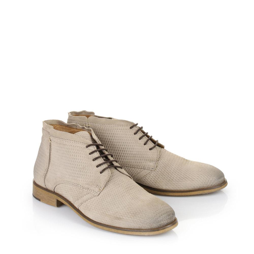 Mini boots Buffalo pour homme, beige
