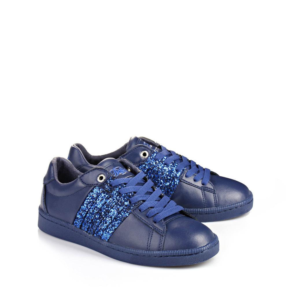 Buffalo Gills Sneaker in blau