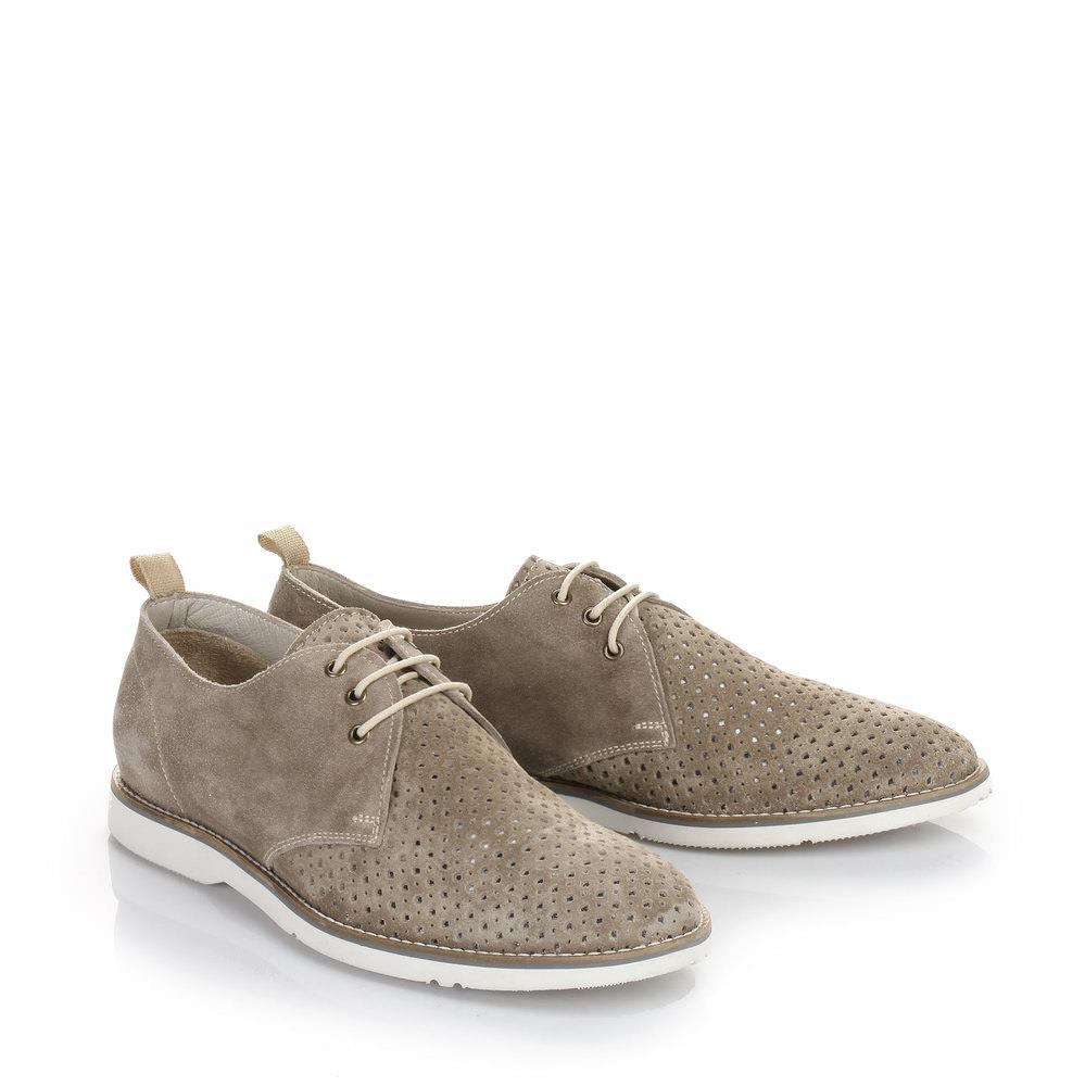 Chaussures à lacets pour homme Buffalo, beige