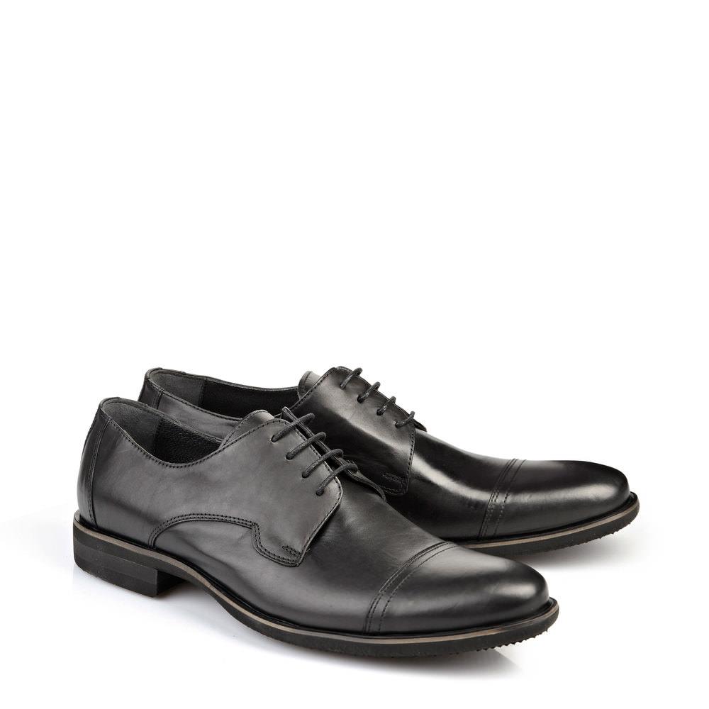 Chaussures à lacets pour homme Buffalo, noir