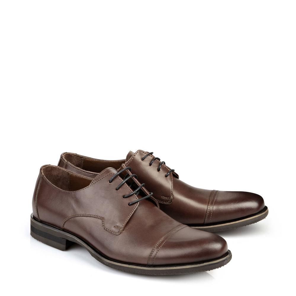 Chaussures à lacets pour homme Buffalo, brun