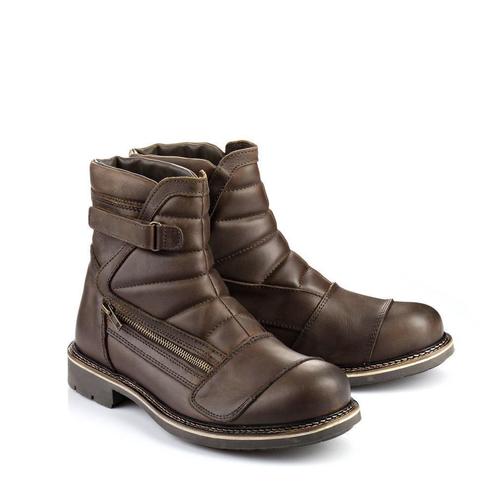 Boots Buffalo pour homme, brun