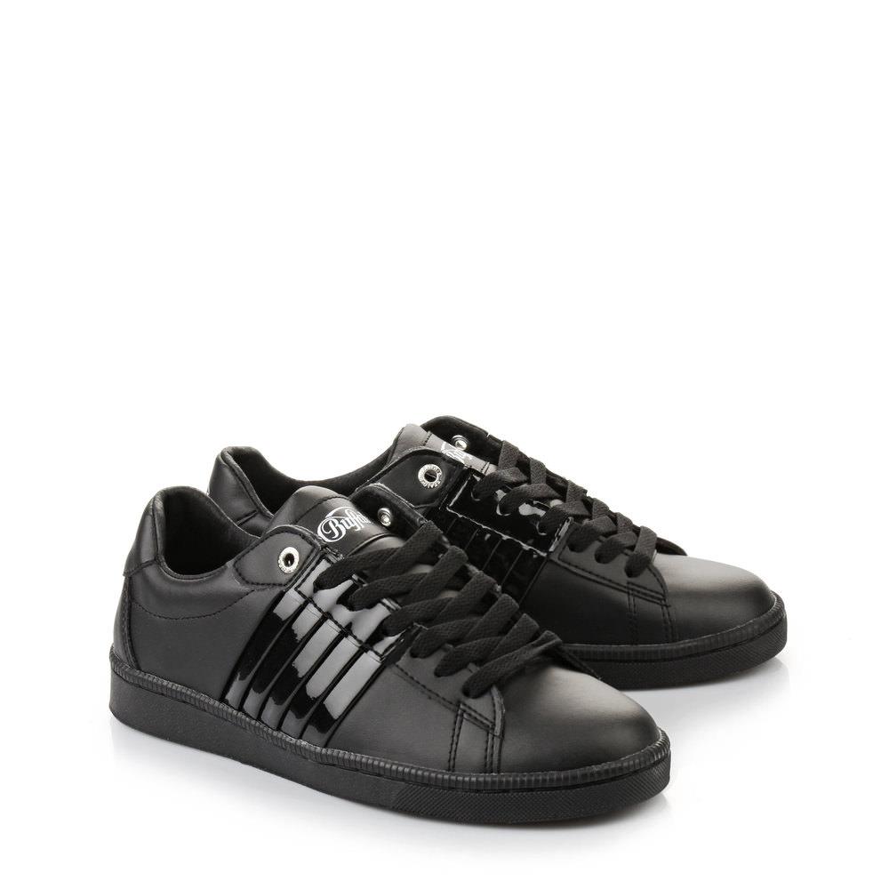 Buffalo Gills Sneaker in schwarz