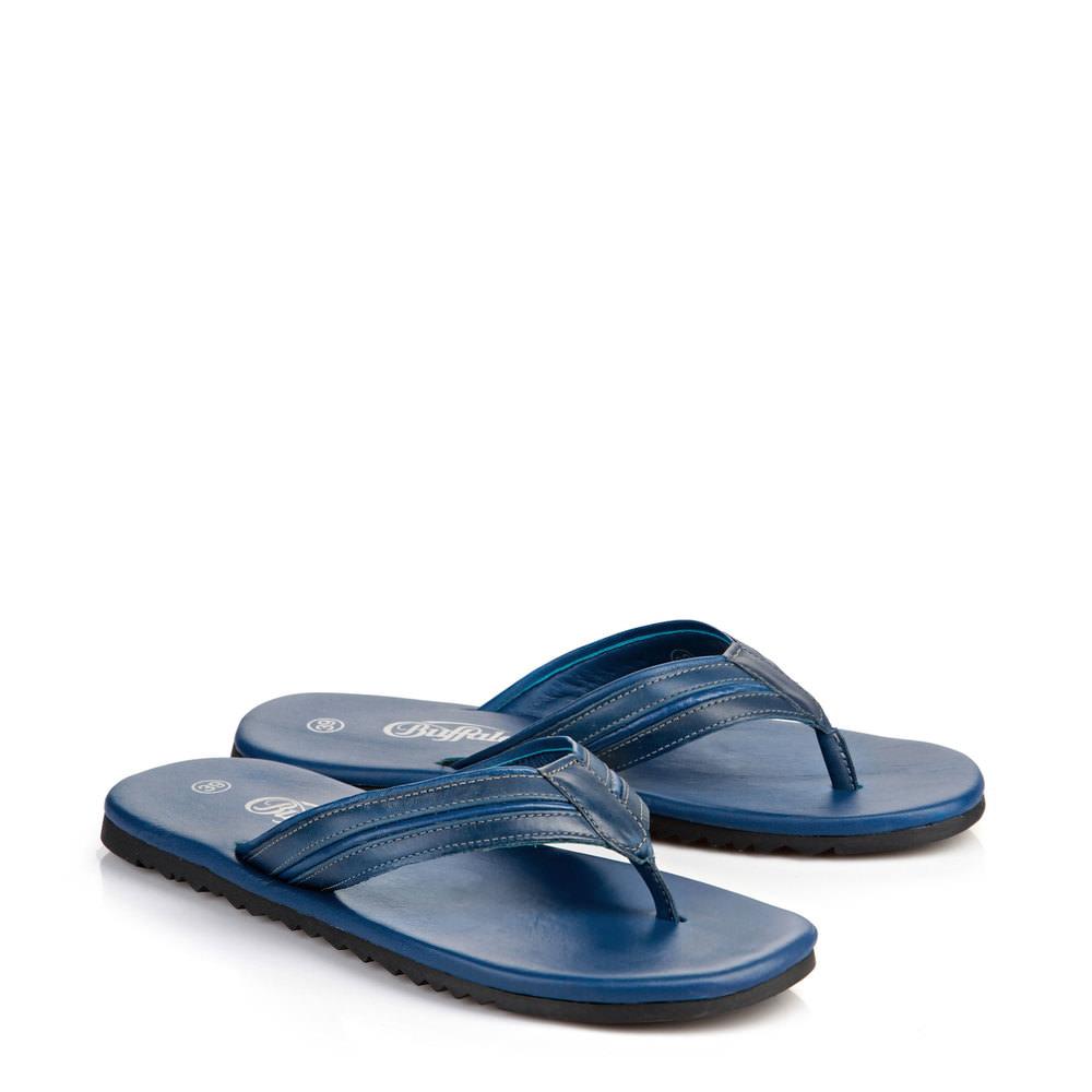 Buffalo Herren Sandale in blau