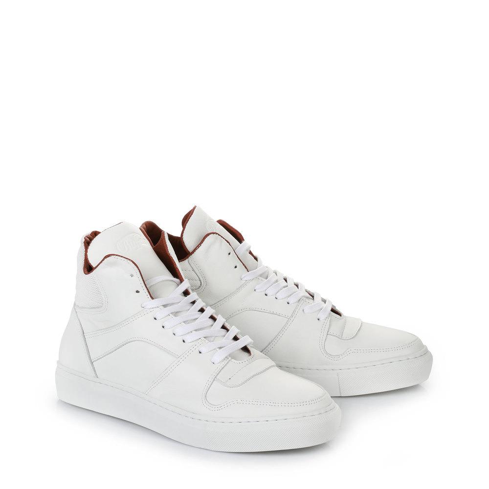 Buffalo Herren Sneaker in weiß