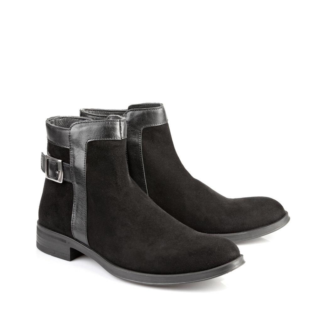 Boots homme Buffalo noires