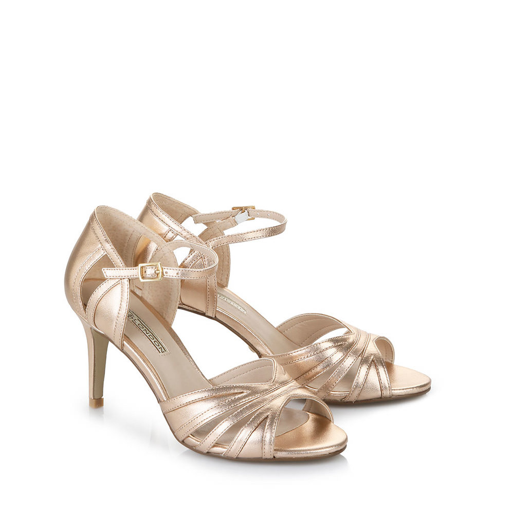 Buffalo Sandalette in bronze Metallic bei Buffalo